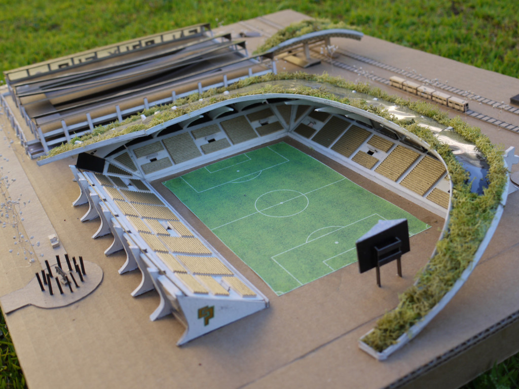 Cal Poly San Luis Obispo Stadium Redesign Project