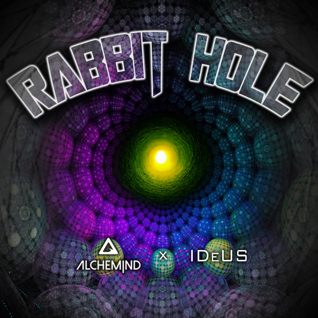 Rabbit Hole Alchemind Cover
